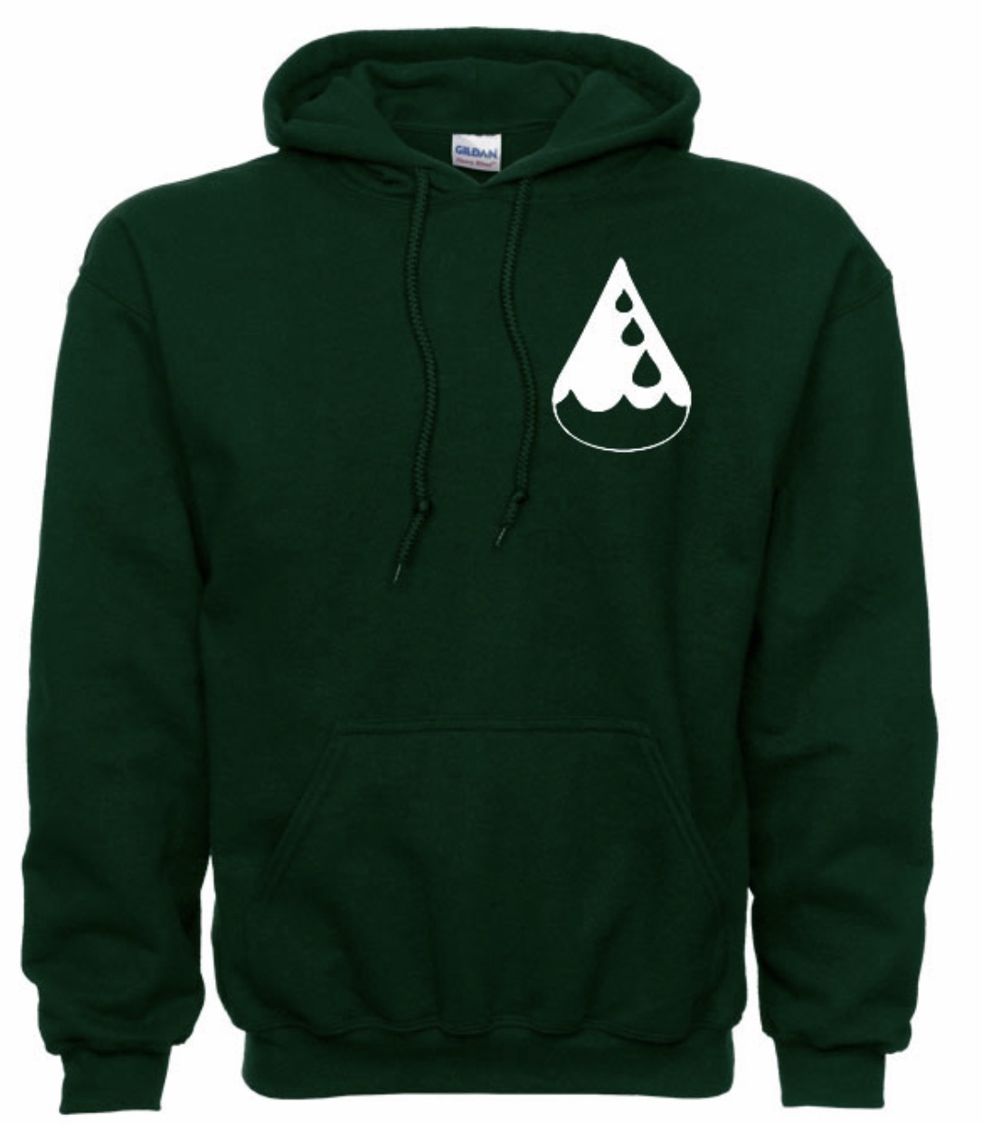 The Drop Hoodie - Green