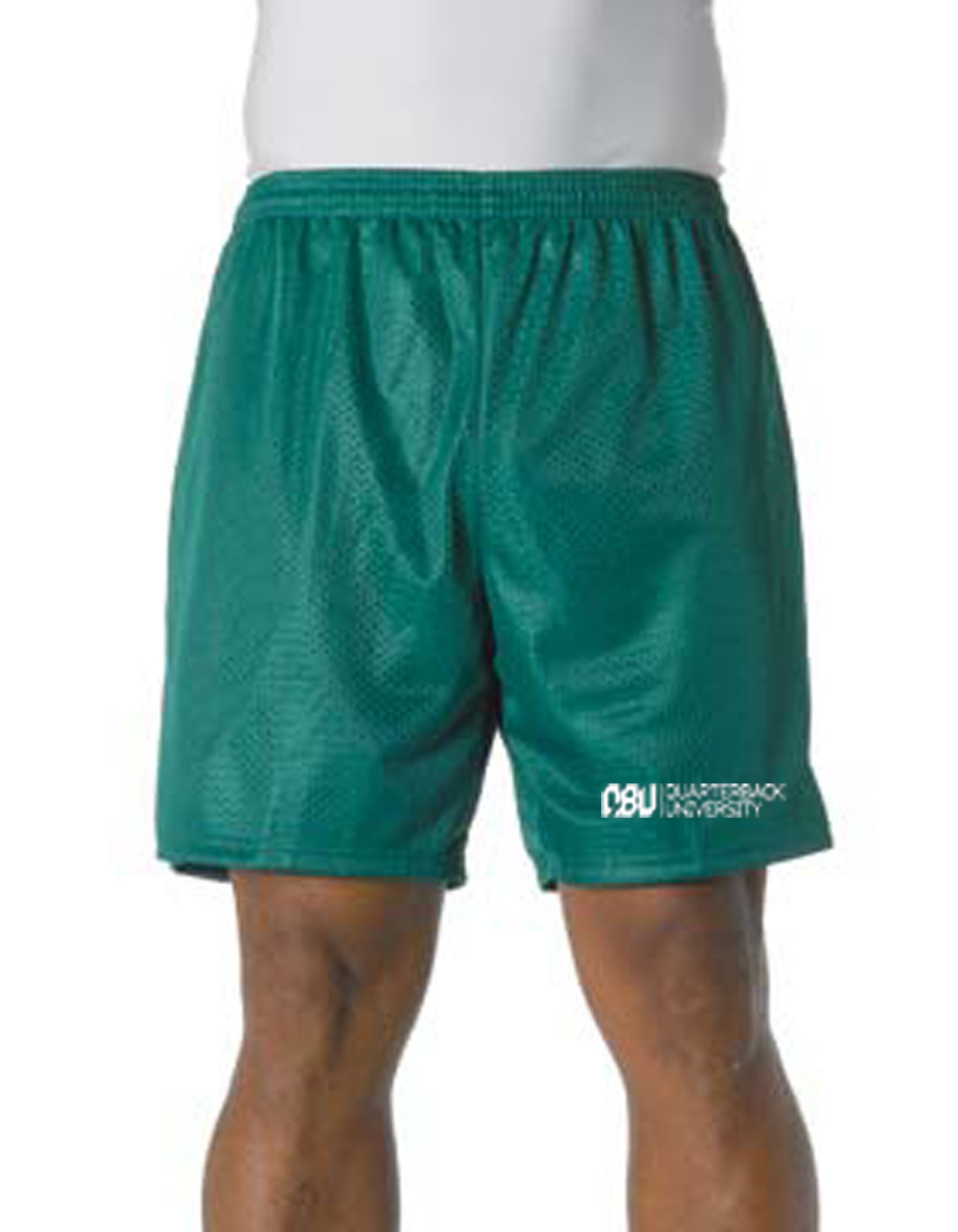 Quarterback University Shorts Green