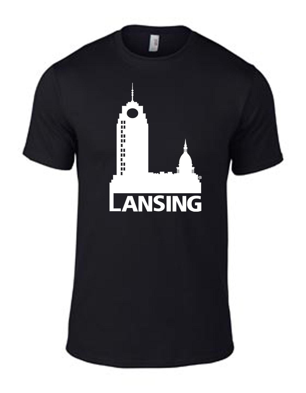 The Lansing Tee