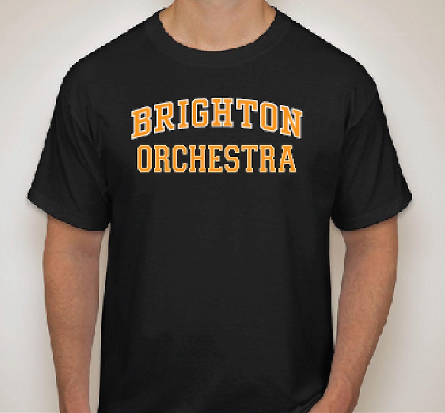 Brighton Orchestra Tee