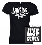 Lanzing Ladies Tee