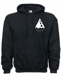 The Drop Hoodie - Black