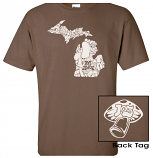 Mushroom Men's Tee