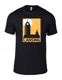Lansing Made City Tee