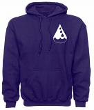 The Drop Hoodie - Purple