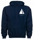 The Drop Hoodie - Blue