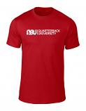Quarterback University Tee Red